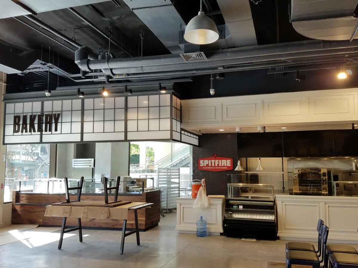 Retail Space Interiors