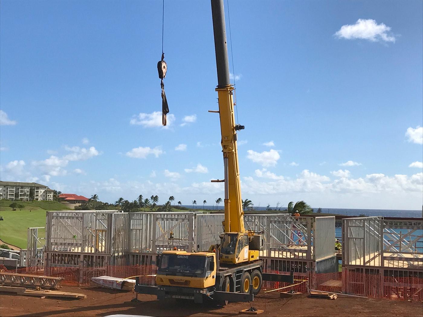 Hokuala Timbers Resort Kauai