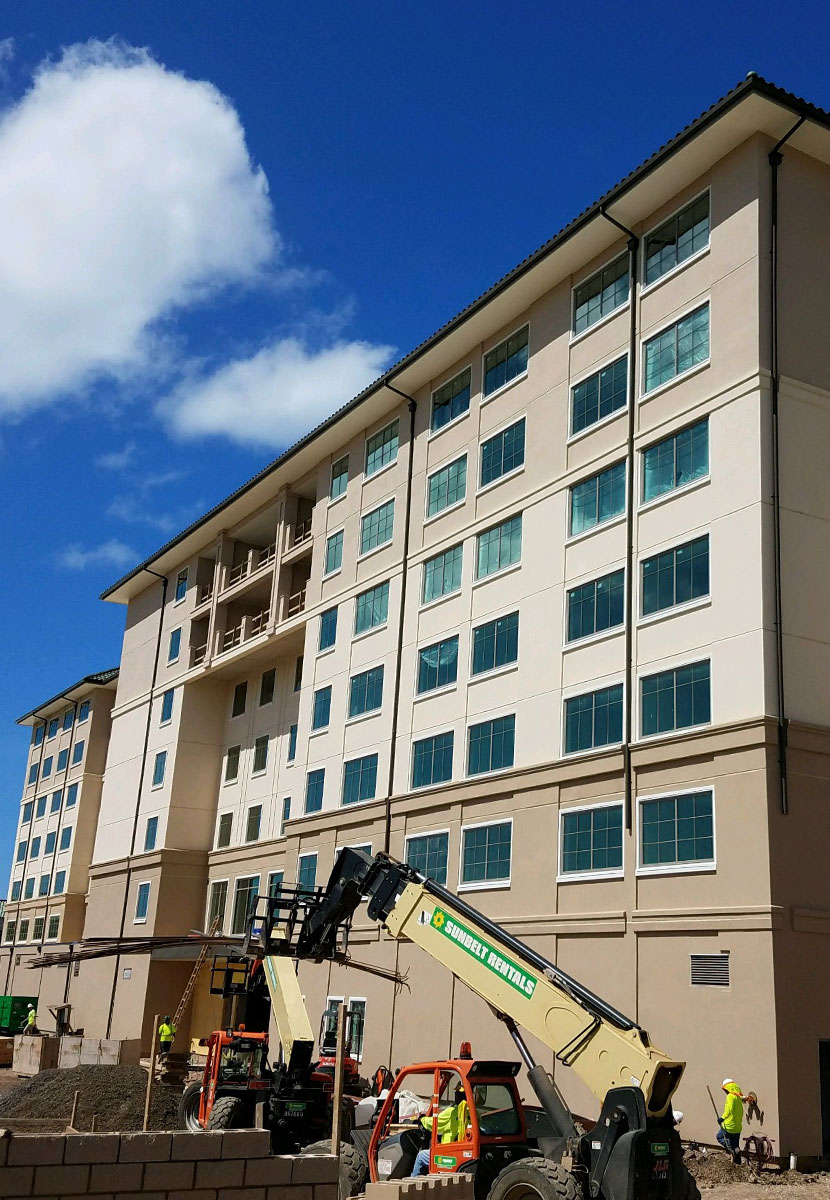 Embassy Suites Kapolei Project