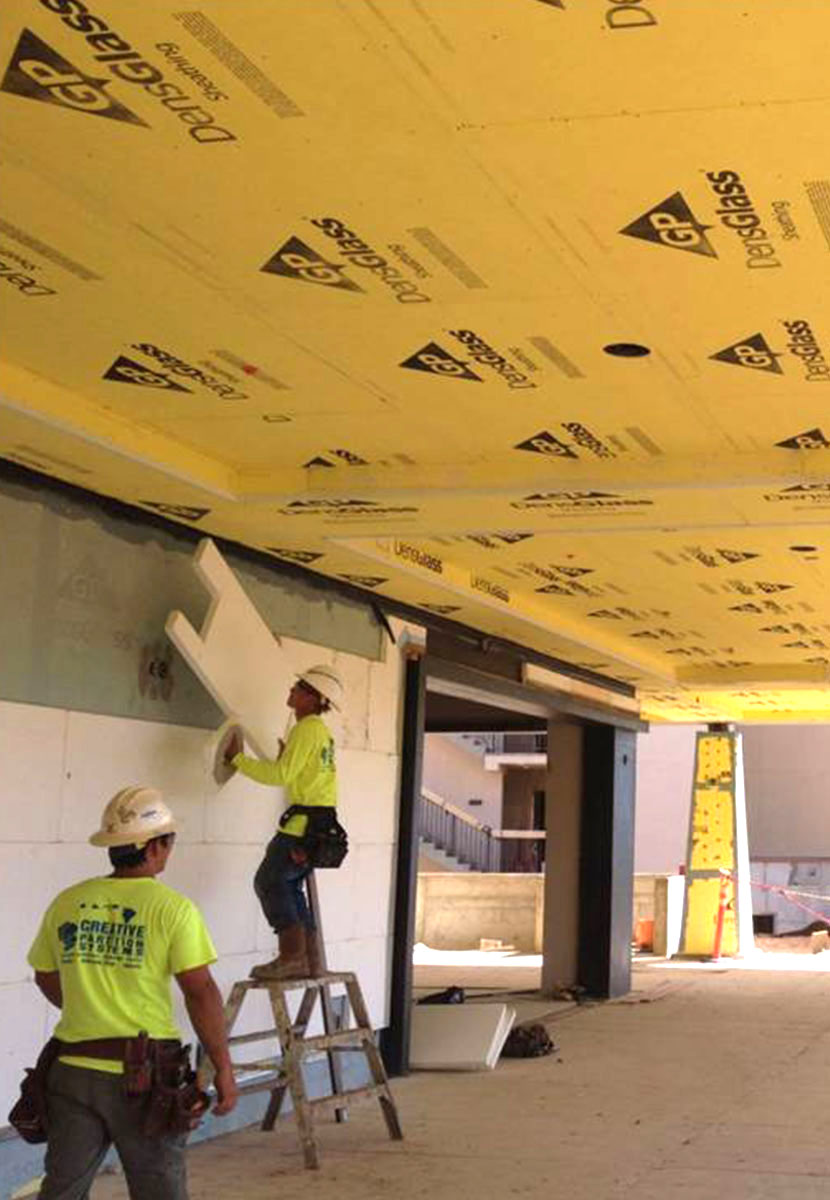 Plaster & Drywall Contractor in Hawaii